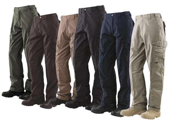 24/7 Tru Spec Original 24-7 Tactical Pants - 65/35 Polyester/Cotton