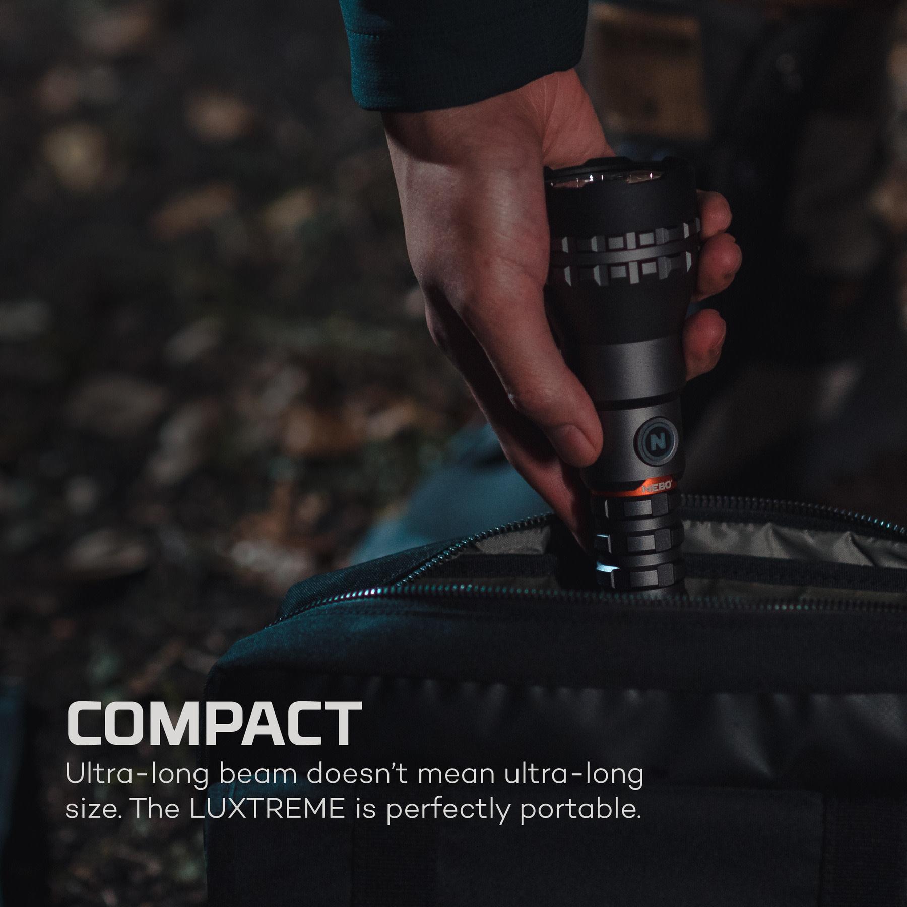 NEBO Luxtreme Flashlight