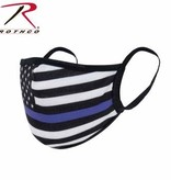 Rothco Thin Blue Line Reusable Mask