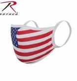 Rothco US Flag Reusable 3 Layer Facemask