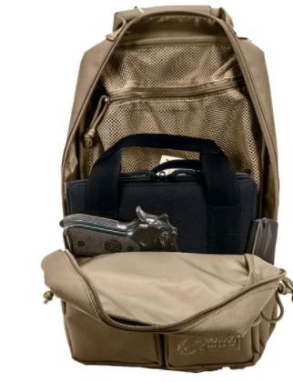 VooDoo Tactical Traveler Day Pack