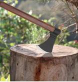 Wood Handle Throwing Hatchet