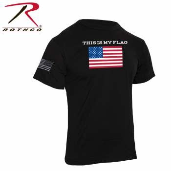 Rothco This is my Flag T-Shirt