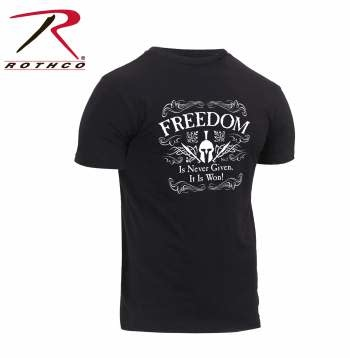 Rothco Athletic Fit Freedom T-Shirt