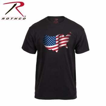 Rothco American Flag T-Shirt