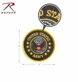 Rothco US Army Round Patch