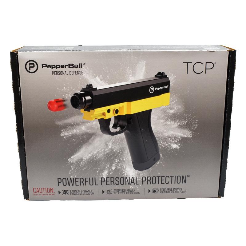 PepperBall PepperBall TCP Defense Launch