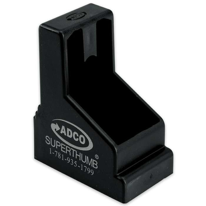ADCO Super Thumb Magazine Speed Loader Wide Mags