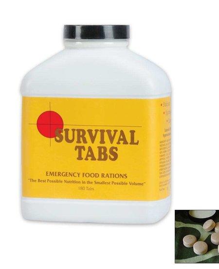 Vanilla Flavored Survial Tabs