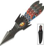 Dragon Eye Dragon Eye Throwing Knife Set w/Sheeth - 3 Pieces