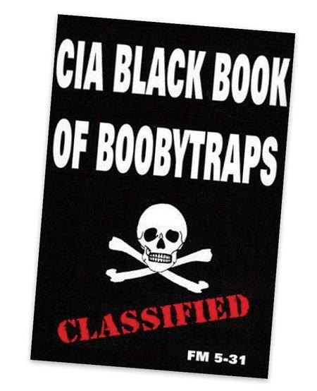 CIA Black Book of Boobytraps