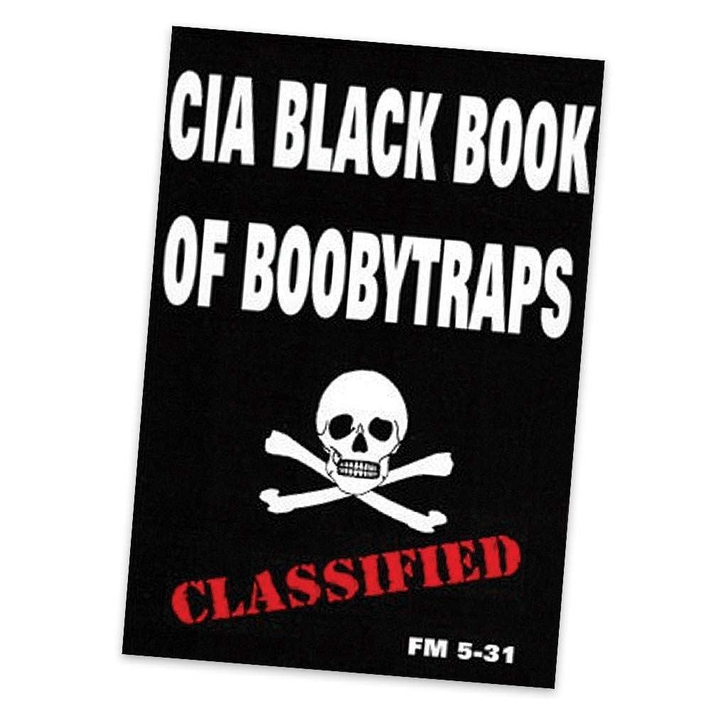 CIA Black Book of Boobytraps