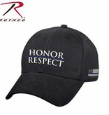Rothco Honor & Respect Low Profile Cap