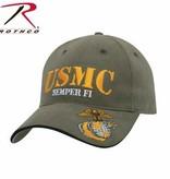 Rothco USMC Semper Fi Low Profile Cap