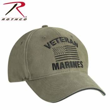 Rothco Vintage Veteran Low Profile Cap