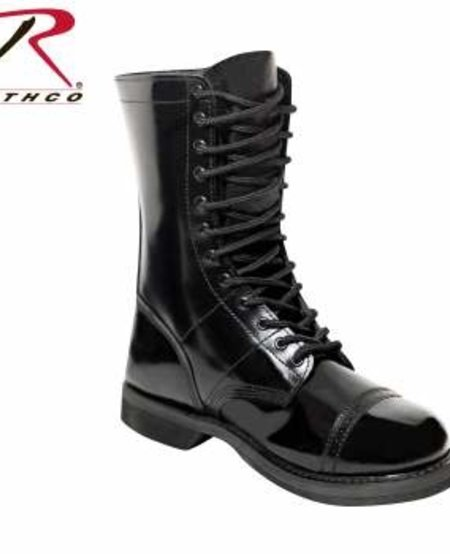 Leather Jump Boot - 10""