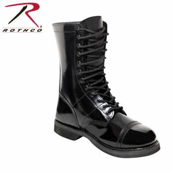 """Rothco Leather Jump Boot - 10"""""""