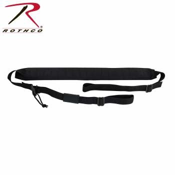 Rothco Laser Cut MOLLE 2 Point Padded Rifle Sling