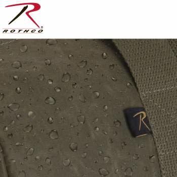 "Rothco Waxed Canvas Shoulder Duffle Bag - 19"""