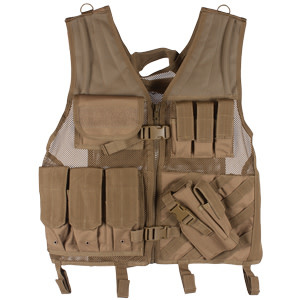 Fox Outdoor Products Assault Cross Draw Vest