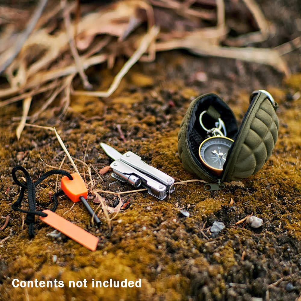 Condor Grenade Keychain Pouch