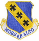 Military 7th Bomb Wing Patch
