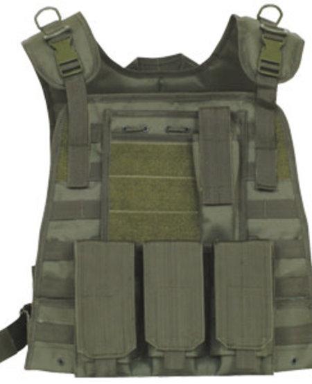 Big & Tall Modular Plate Carrier Vest (2XL/3XL)