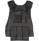 Fox Outdoor Products Big & Tall Modular Plate Carrier Vest (2XL/3XL)