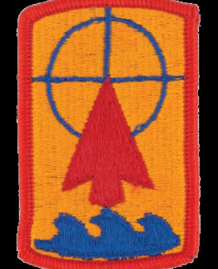 57th Field Artillery Brigade Patch