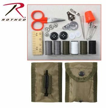 Rothco GI Style Sewing Kit