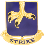 Military 502nd Infantry Unit Crest (Strike)