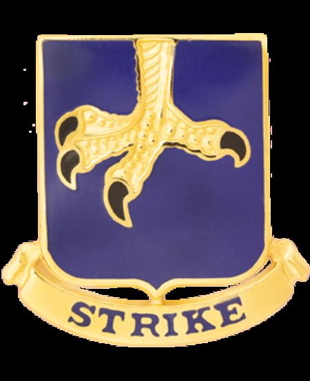 502nd Infantry Unit Crest (Strike)