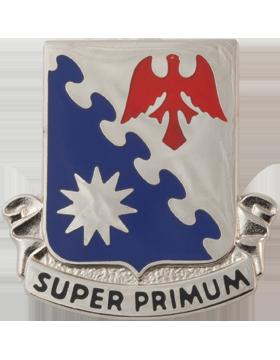 Military 1st Aviation Unit Crest (Super Primum)
