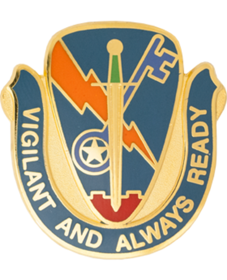 4th Birgade 1st Cavalry Special Troops Battalion (Vigiland and Always Ready)