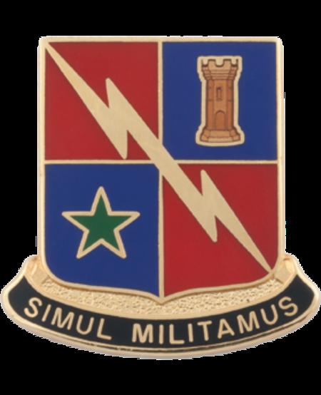 Special Troops Battalion 1st Brigade Combat Team 1st Armored Division Unit Crest