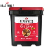 Readywise Gourmet Freeze Dried Meat Kit - 60 Servings