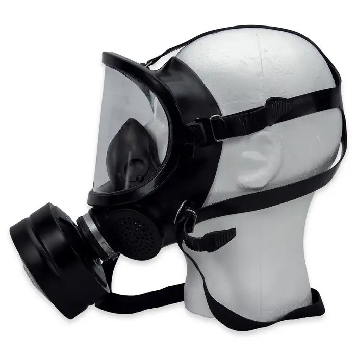 Wilson Fernez Gas Mask with Filter - Full Facemask