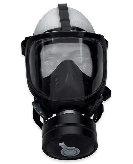 Fernez Gas Mask with Filter - Full Facemask