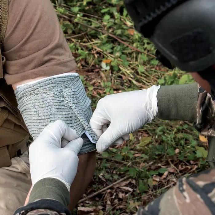 Military Israeli Military Combat Trauma Bandage