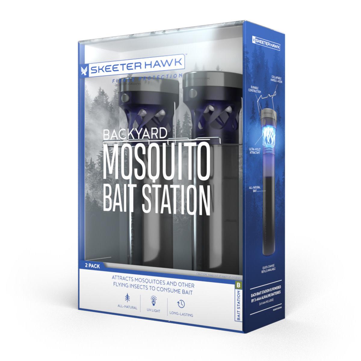 Skeeter Hawk Backyard Mosquito Bait Station
