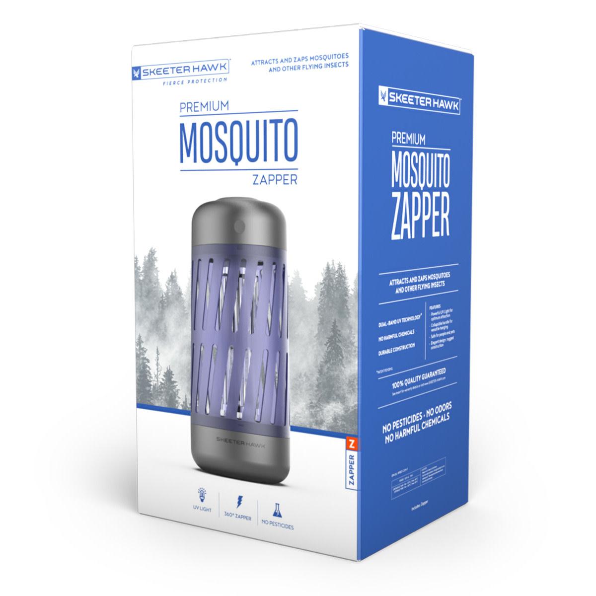 Skeeter Hawk Premium Mosquito Zapper