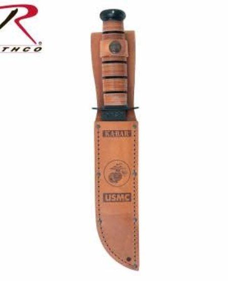 Genuine Ka-Bar USMC Fighting Knife