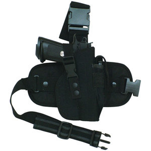 Fox Outdoor Products Mission Ready Drop Leg Holster