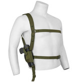 "Fox Outdoor Products Small Arms Shoulder Holster (4"")"