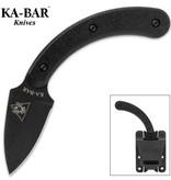 Ka-Bar Ka-Bar Lady Finger Fixed Blade Knife and Sheath