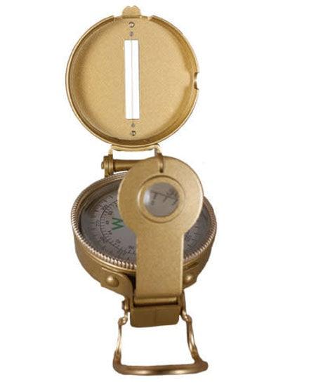 Metal Lensatic Compass