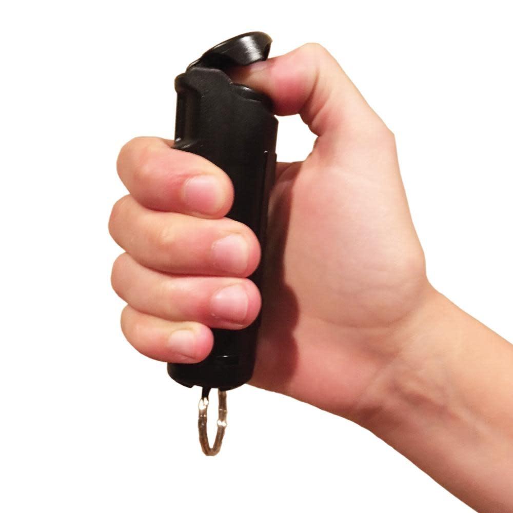 Police Force Pepper Spray 23 (230,000 SHU) Flip Top Key Chain