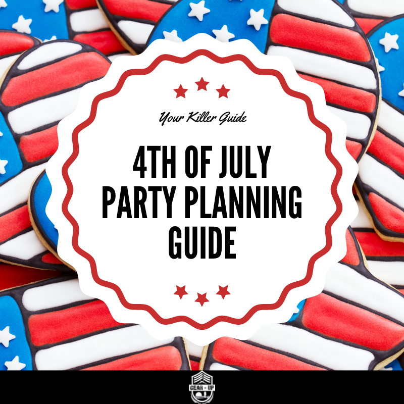4th of July Party Planning Guide