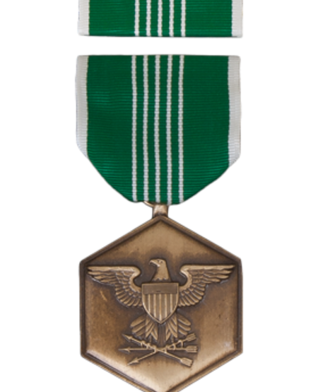Army Commendation Medal with Ribbon Box Set