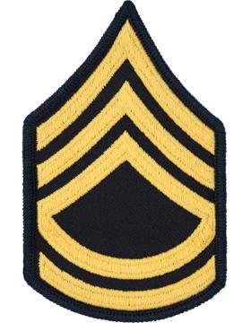 Military Army Dress Chevron - E-7